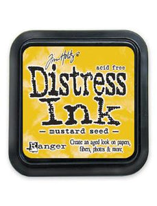 Tim Holtz Distress® Ink Pad Mustard Seed