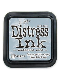 Tim Holtz Distress® Ink Pad Weathered Wood Ink Pad Tim Holtz