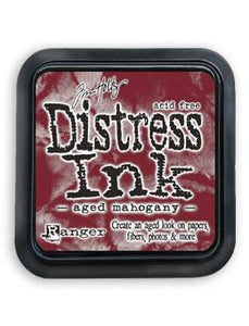 Tim Holtz Distress® Ink Pad Aged Mahogany Ink Pad Tim Holtz