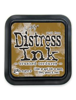 Tim Holtz Distress® Ink Pad Brushed Corduroy