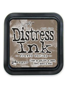 Tim Holtz Distress® Ink Pad Frayed Burlap Ink Pad Tim Holtz