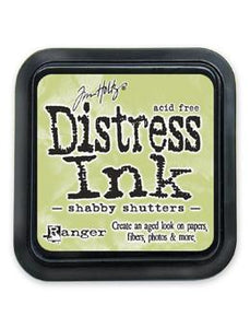 Tim Holtz Distress® Ink Pad Shabby Shutters Ink Pad Tim Holtz