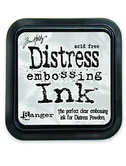 Tim Holtz Distress® Embossing Ink Pad Ink Pad Tim Holtz