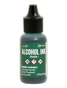 Tim Holtz® Alcohol Ink Bottle, 0.5oz Alcohol Ink Tim Holtz