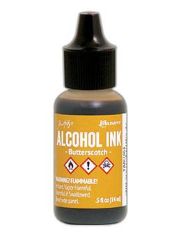 Tim Holtz® Alcohol Ink Butterscotch, 0.5oz