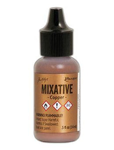 Tim Holtz® Mixatives™ Copper, 0.5oz Ink Alcohol Ink