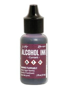 Tim Holtz® Alcohol Ink Currant, 0.5oz Ink Alcohol Ink