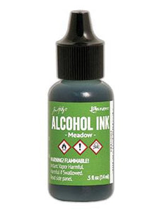 Tim Holtz® Alcohol Ink Meadow, 0.5oz