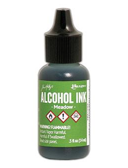 Tim Holtz® Alcohol Ink Meadow, 0.5oz Ink Alcohol Ink
