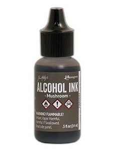 Tim Holtz® Alcohol Ink Mushroom, 0.5oz