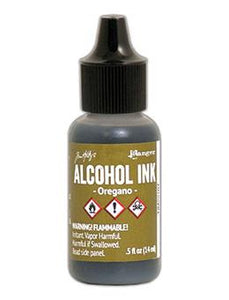 Tim Holtz® Alcohol Ink Oregano, 0.5oz
