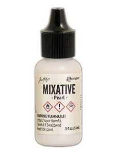 Tim Holtz® Mixatives™ Pearl, 0.5oz Ink Alcohol Ink