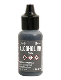 Tim Holtz® Alcohol Ink Slate, 0.5oz Ink Alcohol Ink