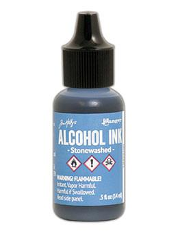 Tim Holtz® Alcohol Ink Stonewashed, 0.5oz Ink Alcohol Ink