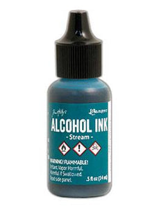 Tim Holtz® Alcohol Ink Stream, 0.5oz