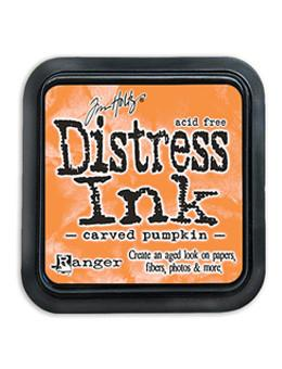 Tim Holtz Distress® Ink Pad Carved Pumpkin Ink Pad Tim Holtz