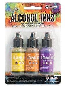 Tim Holtz® Alcohol Ink Kit - Summit View Kits Alcohol Ink