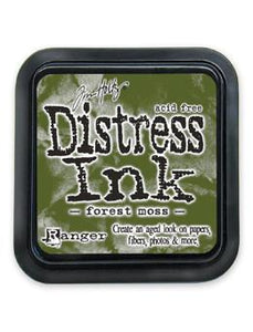 Tim Holtz Distress® Ink Pad Forest Moss