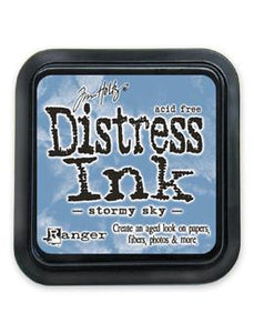 Tim Holtz Distress® Ink Pad Stormy Sky