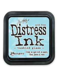 Tim Holtz Distress® Ink Pad Tumbled Glass