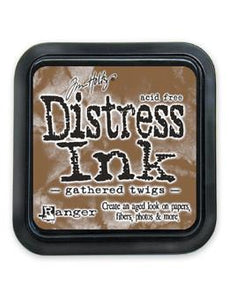 Tim Holtz Distress® Ink Pad Gathered Twigs Ink Pad Tim Holtz