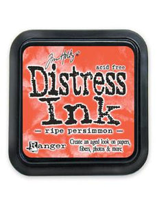 Tim Holtz Distress® Ink Pad Ripe Persimmon Ink Pad Tim Holtz