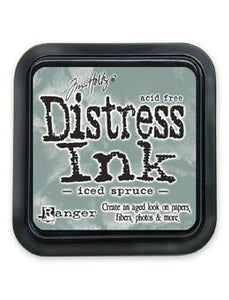 Tim Holtz Distress® Ink Pad Iced Spruce Ink Pad Tim Holtz