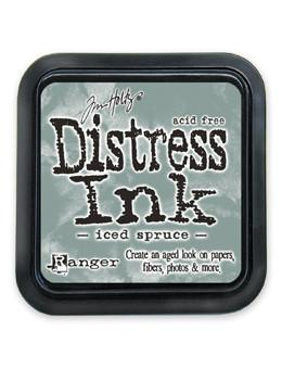 Tim Holtz Distress® Ink Pad Iced Spruce