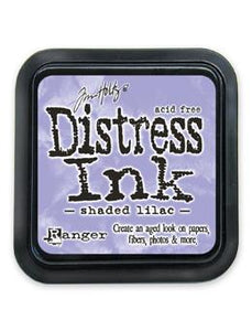 Tim Holtz Distress® Ink Pad Shaded Lilac