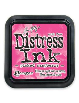 Tim Holtz Distress® Ink Pad Picked Raspberry