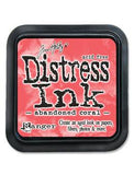Tim Holtz Distress® Ink Pad Abandoned Coral