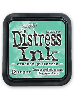 Tim Holtz Distress® Ink Pad Cracked Pistachio