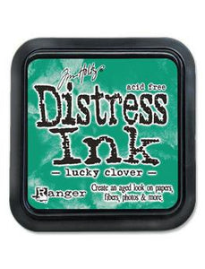Tim Holtz Distress® Ink Pad Lucky Clover