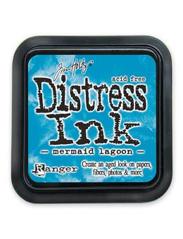 Tim Holtz Distress® Ink Pad Mermaid Lagoon Ink Pad Tim Holtz