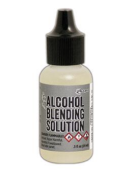 NEW! Tim Holtz® Alcohol Ink Blending Solution, .5 oz