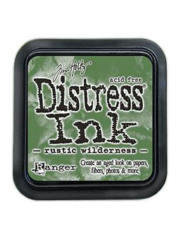 Tim Holtz Distress® Ink Pad Rustic Wilderness Ink Pad Distress
