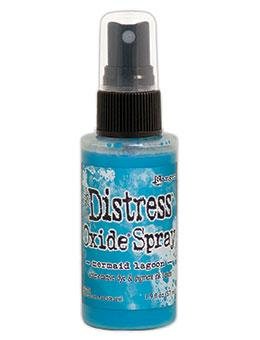 Tim Holtz Distress® Oxide® Sprays Mermaid Lagoon Oxide Spray Tim Holtz