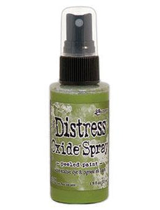 NEW! Tim Holtz Distress® Oxide® Sprays Peeled Paint