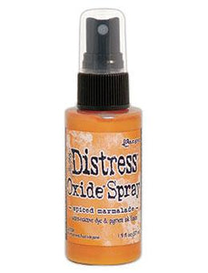 Tim Holtz Distress® Oxide® Sprays Spiced Marmalade Oxide Spray Tim Holtz