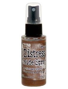 Tim Holtz Distress® Oxide® Sprays Vintage Photo Oxide Spray Tim Holtz