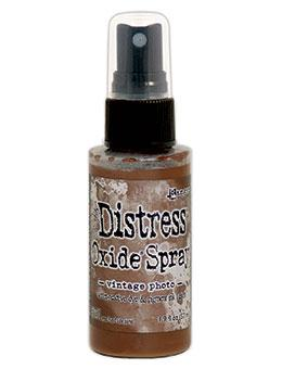 NEW! Tim Holtz Distress® Oxide® Sprays Vintage Photo