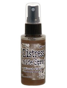 NEW! Tim Holtz Distress® Oxide® Sprays Walnut Stain