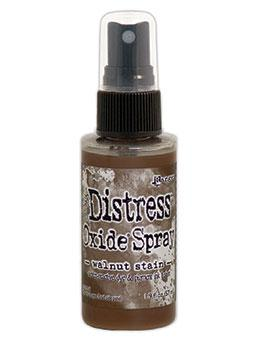 Tim Holtz Distress® Oxide® Sprays Walnut Stain