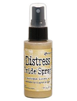 NEW! Tim Holtz Distress® Oxide® Sprays Antique Linen