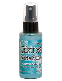 NEW! Tim Holtz Distress® Oxide® Sprays Broken China