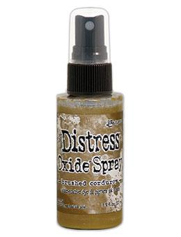 Tim Holtz Distress® Oxide® Sprays Brushed Corduroy Oxide Spray Tim Holtz