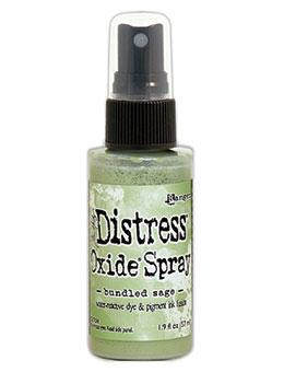 Tim Holtz Distress® Oxide® Sprays Bundled Sage Oxide Spray Tim Holtz