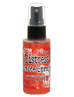 Tim Holtz Distress® Oxide® Sprays Candied Apple Oxide Spray Tim Holtz
