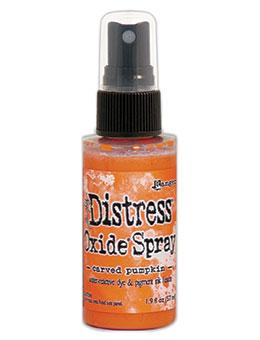 Tim Holtz Distress® Oxide® Sprays Carved Pumpkin Oxide Spray Tim Holtz