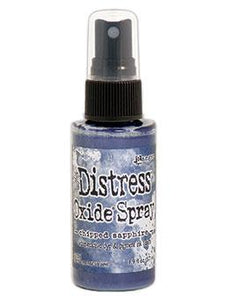 Tim Holtz Distress® Oxide® Sprays Chipped Sapphire Oxide Spray Tim Holtz